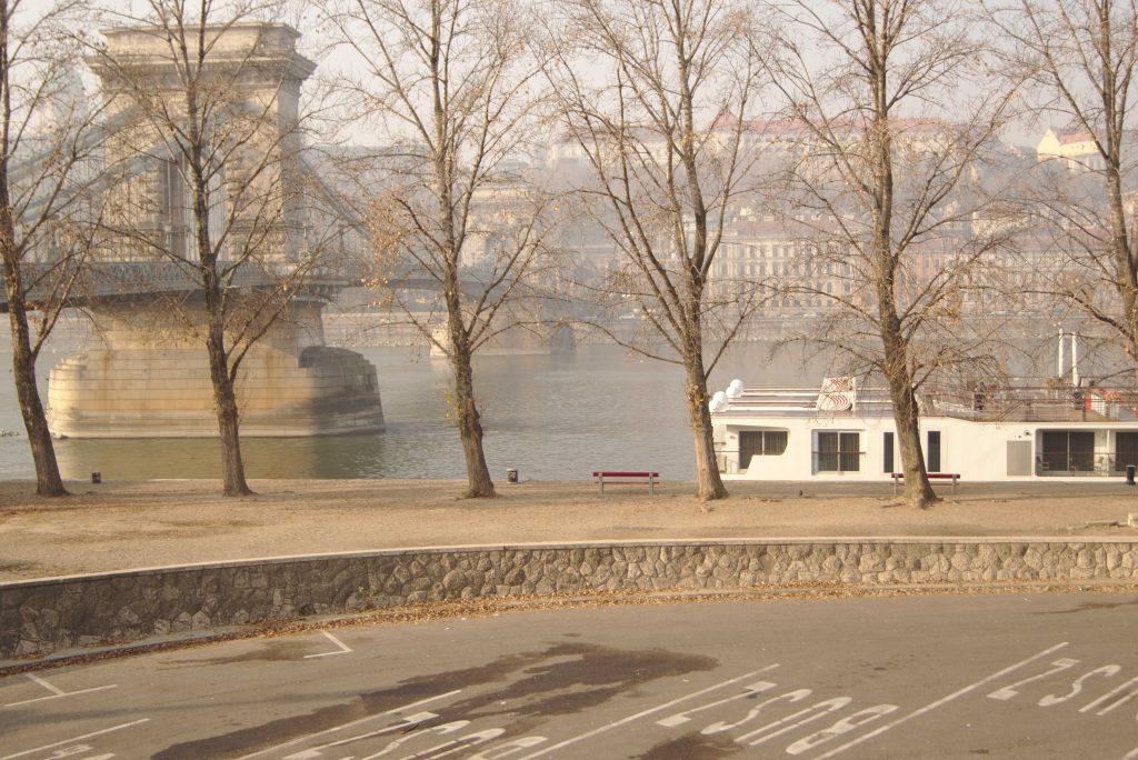 Széchenyi Chain Bridge and Buda Castle