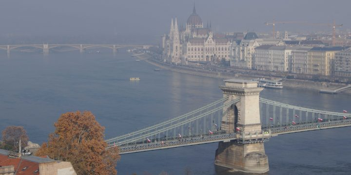 A weekend in Budapest (Hungary)